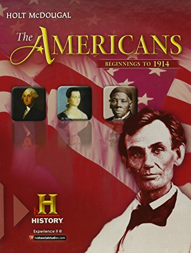 Price comparison product image The Americans: Student Edition 2014