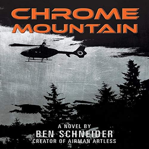 Chrome Mountain audiobook cover art