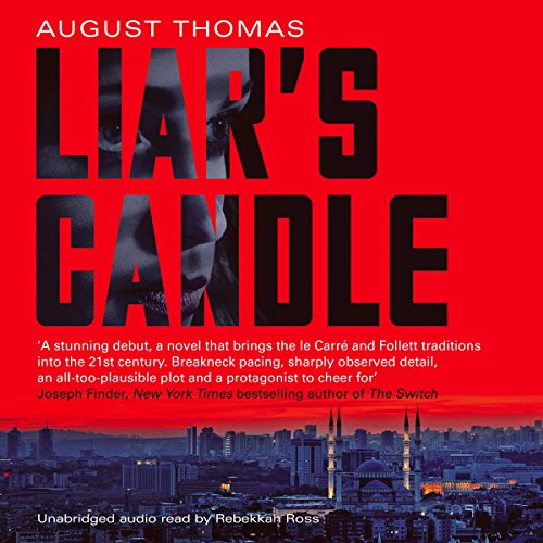 Couverture de Liar's Candle