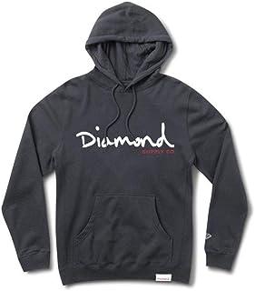 Diamond Supply Co Og Script Hoodie Navy