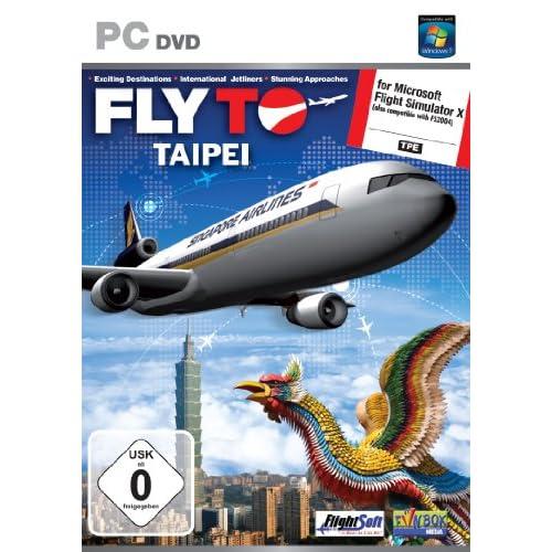 Fly To Taipei Add-On for FS 2004 and FSX (PC DVD) [Edizione: Regno Unito]
