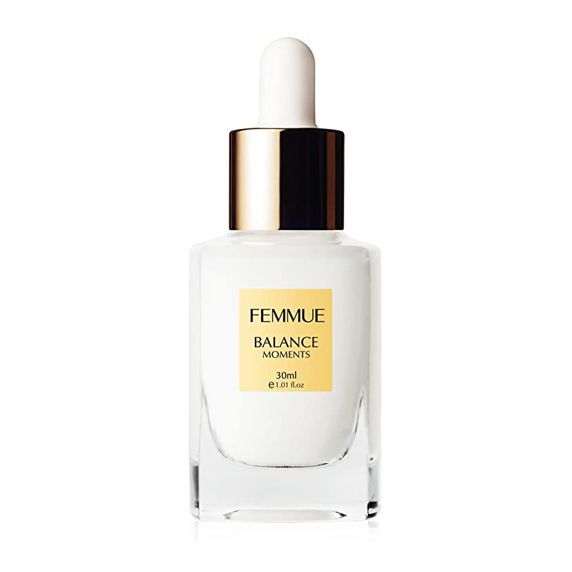 ホールドオールマントル変数FEMMUE(ファミュ) バランスモーメンツ <肌のバランスを整える美容液>30mL