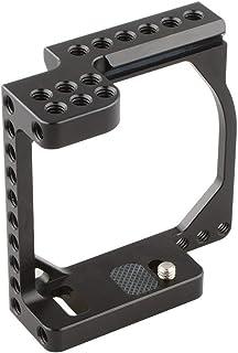 CAMVATE Kamera Käfig Kompatibel für Sony A6000 A6300 A6500 EOS M