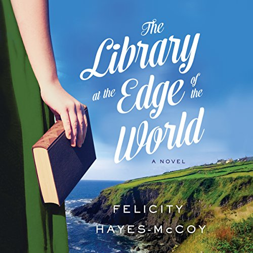 The Library at the Edge of the World audiobook cover art