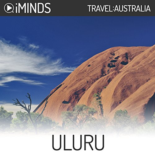 Uluru audiobook cover art