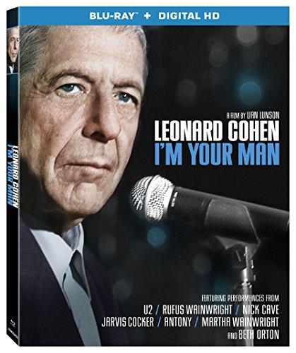 Leonard Cohen: I'm Your Man [Blu-ray + Digital HD]