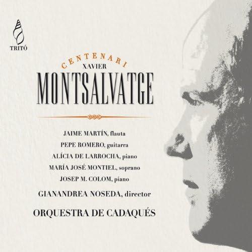 Orquestra De Cadaqués, Gianandrea Noseda, Jaime Martín, Pepe Romero, Alicia De Larrocha, Josep Colom & María José Montiel
