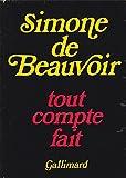 Tout compte fait - Gallimard