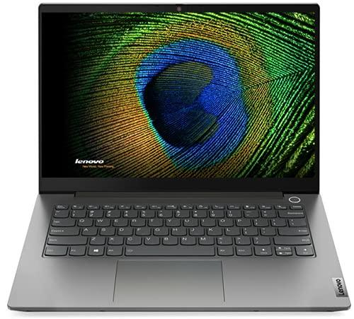 Portatile Lenovo ThinkBook 14-IIL cpu Intel i5 10th GEN. 4 core fino a 3,6 GHz, Notebook 14  Display FHD 1920x1080 p, DDR4 8 GB, SSD 256 GB Pcie, webcam, FingerPrint, Wi-fi, Win 10 Pro, Gar. Italia