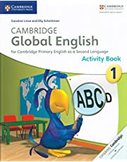Cambridge Global English Activity Book 1 by Caroline Linse - Paperback