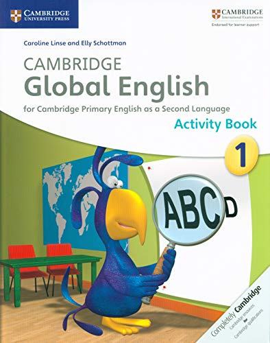 Cambridge Global English Stage 1 Activity Book: For Cambridge Primary English as a Second Language