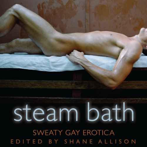 Steam Bath audiobook cover art