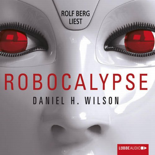 Robocalypse audiobook cover art