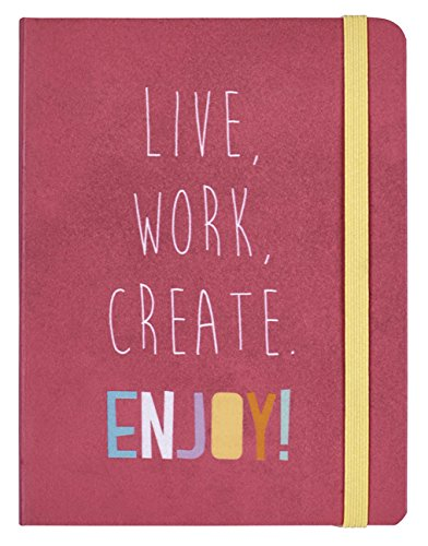 moses 63006 Happy me notitieboek Enjoy, klein