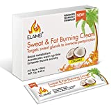 Hot Cream, Workout Enhancer Sweat Cream, Fat Burning Cream for Women and Men, Extreme Cellulite Slimming & Firming Cream for Weight Loss, Coconut Body Cream Hot Gel Treatment for Shaping Waist, Abdomen and Buttocks(10 pack)