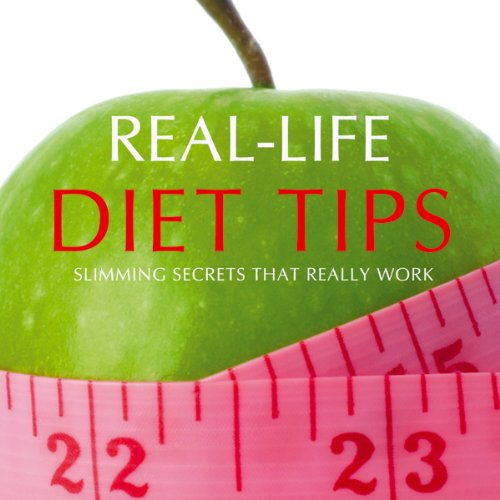 Real-Life Diet Tips audiobook cover art