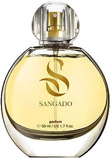 SANGADO Pensé en Ti Perfume para Mujeres Larga Duración de 8-10 horas Olor Lujoso Oriental Floral Francesas Finas Ext...