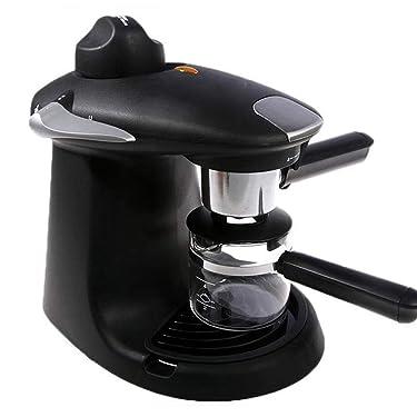JCSW Kaffeevollautomat, kaffeemaschine, Cappuccino, Espresso und Kaffee auf Knopfdruck, kaffeemaschinen & -zubereiter, 730 Watt, 0.7 L, k004
