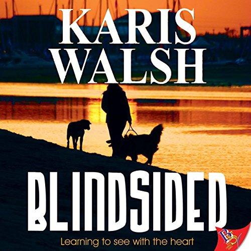 Blindsided audiobook cover art