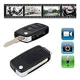 Electro-Weideworld - Cámara Espía S818 llave del coche de la cámara oculta espía Cámara grabadora de vídeo Digital Mini DV