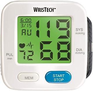 Monitor de presión arterial de la muñeca que cambia de color de América del Norte