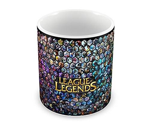Caneca League of Legends