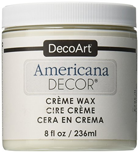 Deco Art Americana Decor Crema Cera 8 oz-Clear