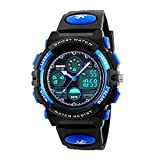 Touber Christmas Xmas Presents for 6-12 Years Old Girls Boys, Kids Sport Watches for Grils Xmas Gifts for 6-12 Year Girls Boys