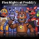 Five Nights at Freddy's 2020 Calendar