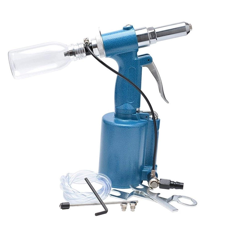 湿気の多い知り合いになる精通したエア工具 ハンドツール 自吸式空気圧ネイルプラー、ハンドヘルド空気圧リベットマシン