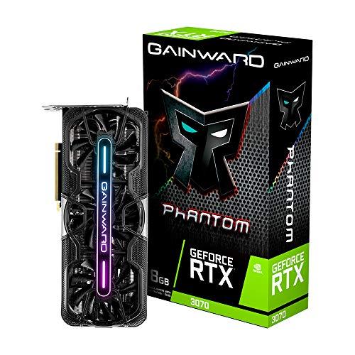 Gainward Geforce RTX 3070 Phantom - 8GB GDDR6 - 256Bit