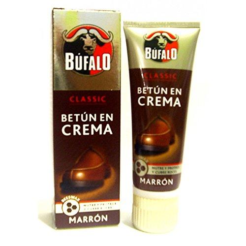 Bufalo classic betun en crema marron 50ml