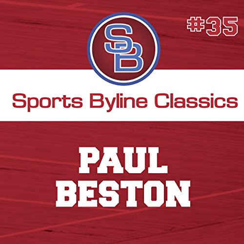 Sports Byline: Paul Beston copertina