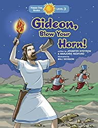 Gideon, Blow Your Horn! Book for Children