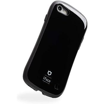 iFace First Class Standard iPhone SE2 ケース iPhone8/7 ケース 耐衝撃 [ブラック]