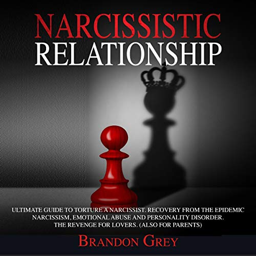 Narcissistic Relationship audiobook cover art