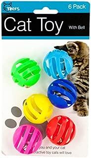 bulk buys Balls with Bells Cat Toys Set