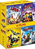 La Grande Aventure Lego 1 & 2 + Lego Ninjago : Le Film + Lego Batman, le film [DVD]