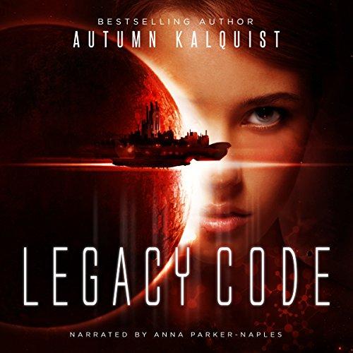 Legacy Code audiobook cover art