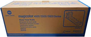 Konica Minolta Magicolor 4650/4690mf/4695mf/5650/5670 Waste Toner Bottle 2 Piece Pack Popular New