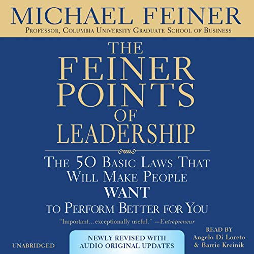 The Feiner Points of Leadership cover art