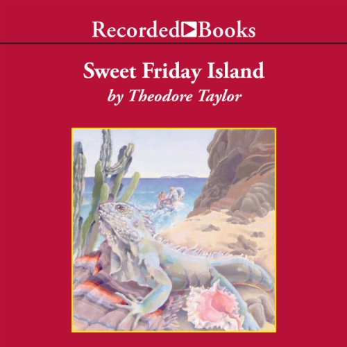 Sweet Friday Island audiobook cover art