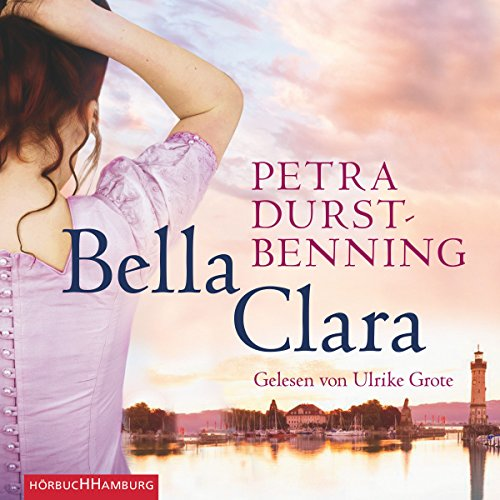 Bella Clara audiobook cover art