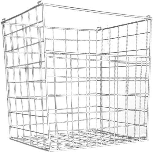 normani Gitterkörbe für Versandlager - Stapelbare Lagerboxen - Stapelboxen Größe 40 x 50 x 50 cm