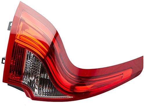 Valeo 43892 New Premium Tail Light LED Left for Volvo XC60 2010-2017