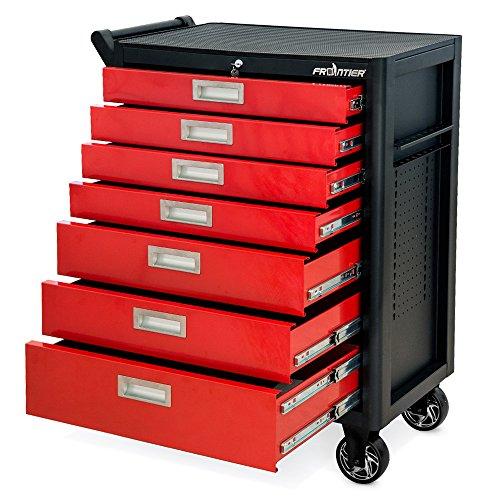 Frontier Carrello portautensili attrezzi 7 cassetti officina meccanico OPE707
