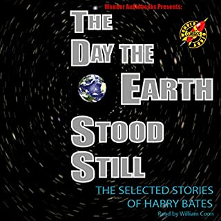 The Day the Earth Stood Still audiobook cover art