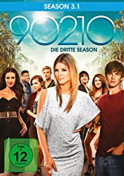 90210 – Staffel 3.1 (DVD)