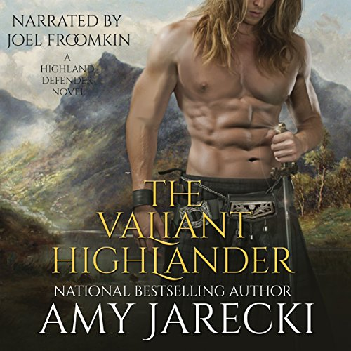 The Valiant Highlander cover art