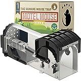 Motel Mouse Trampa para Ratones Sin Muerte - Altamente Sensible -...